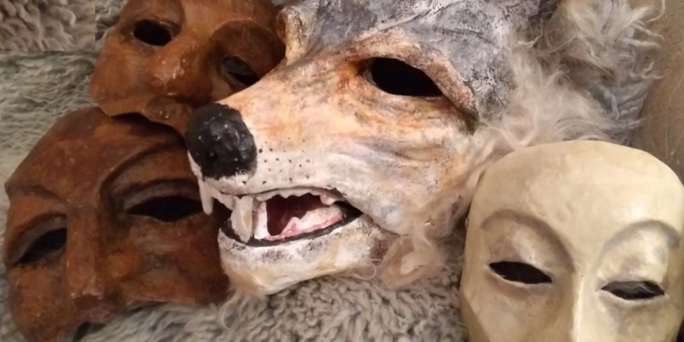Rob Steinman Workshop Classical Theatre Mask Making Workshop