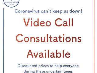 Video Call Consultations Available