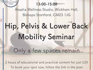 Mobility Seminar - 6th October 2018