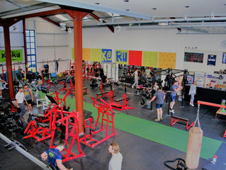New Clinic Location: KORU Gym