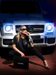 Chanel Shoot Viktoriya Subbota