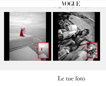 Vogue Portfolio