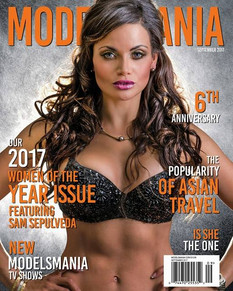 Modelmania Front Cover