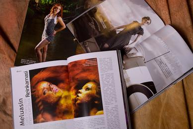Emvee Magazine Features