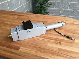 servo-hydraulic test rig