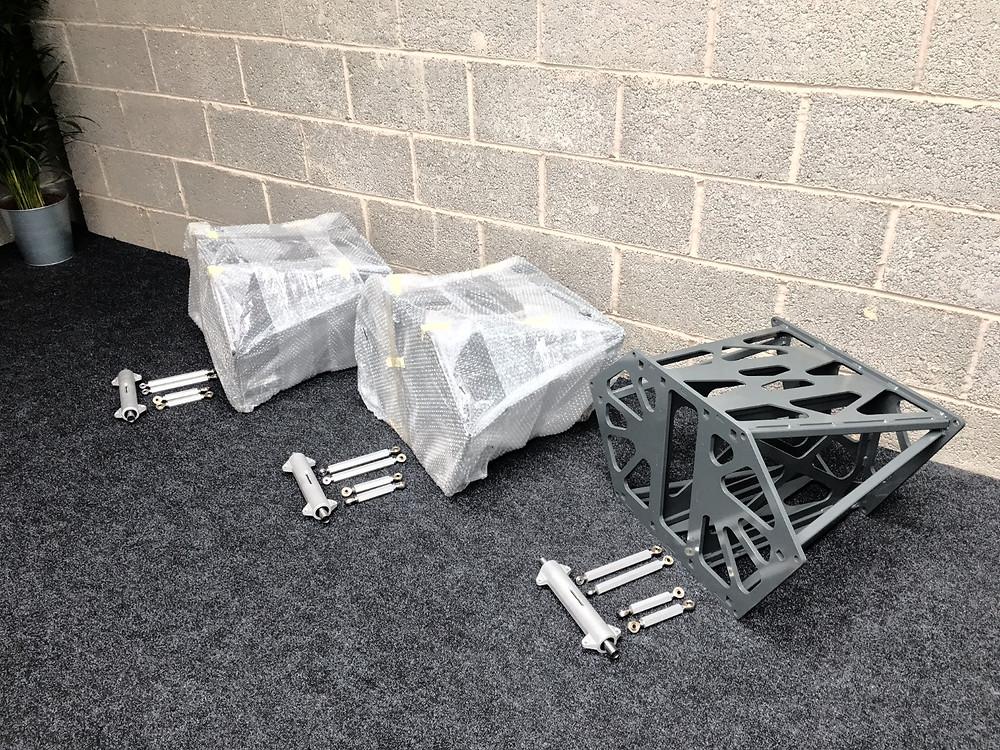 F1 Show Car Parts