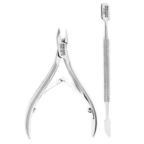 Nipper & Cuticle Pusher Set