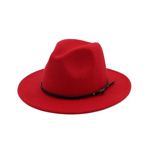 Women's Wool Felt Outback Panama Hat