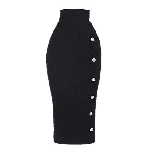 Designer High Waist High Bandage  Pencil Skirt