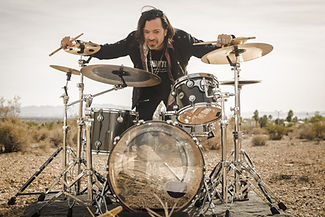 Jeff Torta at drum kit 1.jpg