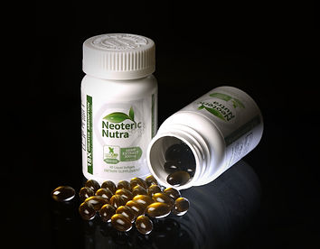 Neoteric Nutra CBD Softgels