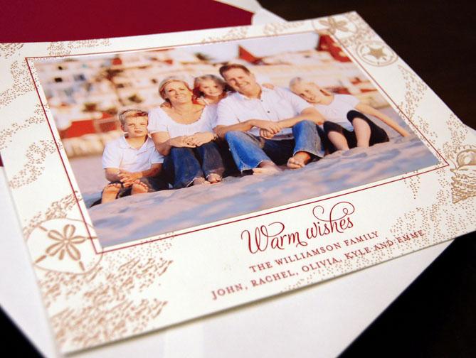 Full Photo Foldover Card