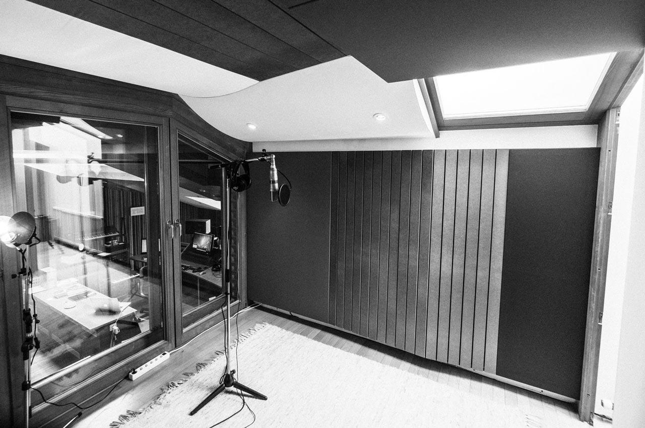 Recording Room