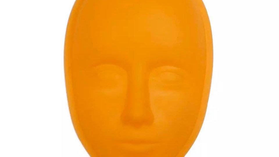 Plastic training hoofd