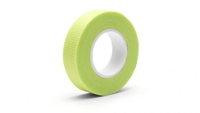 Groene papieren tape 1,25x9m