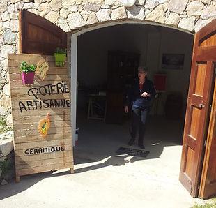 Atelier céramique - La Lézarde