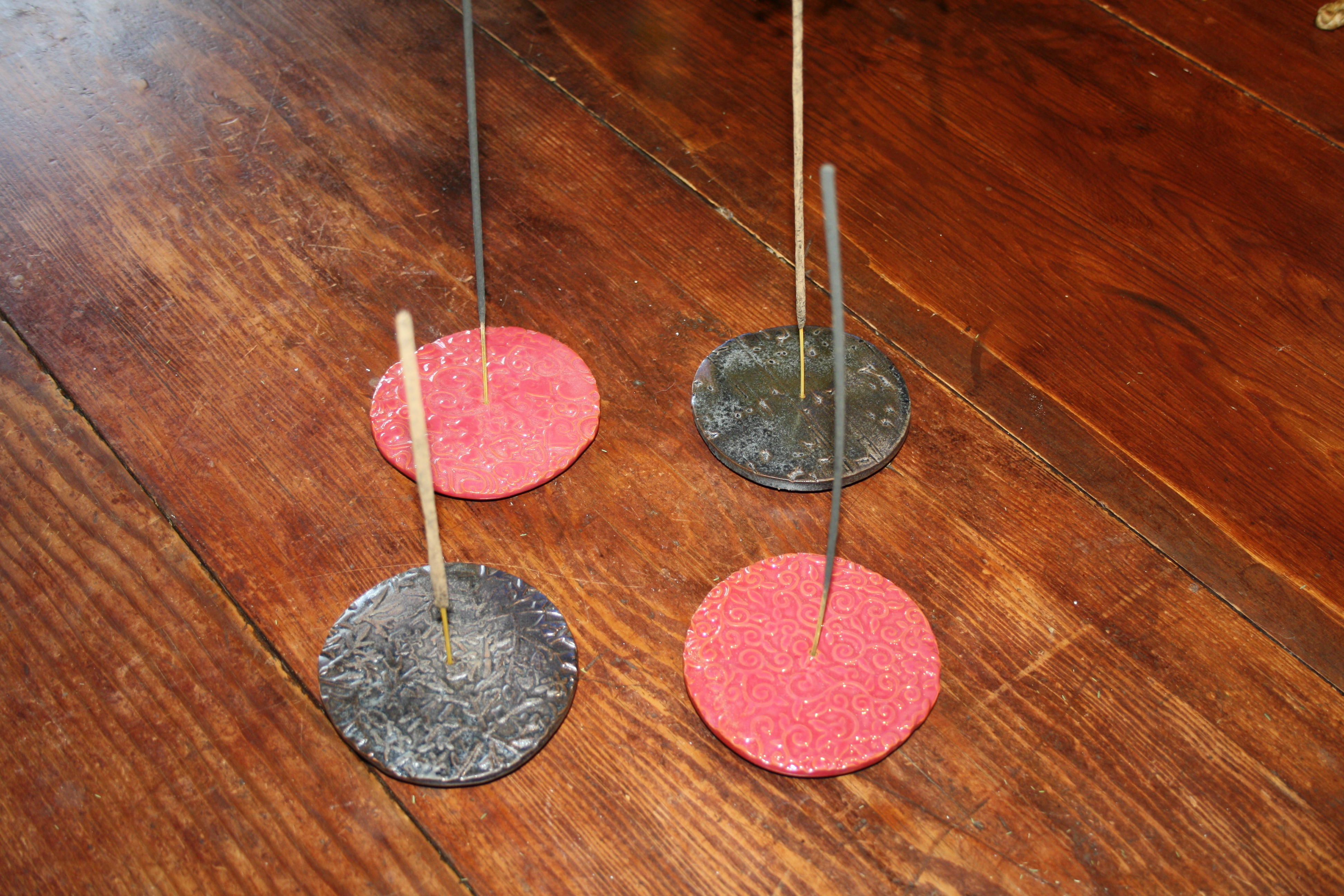 Portes encens céramique - La Lézarde