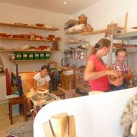 Stage poterie céramique - La Lézard