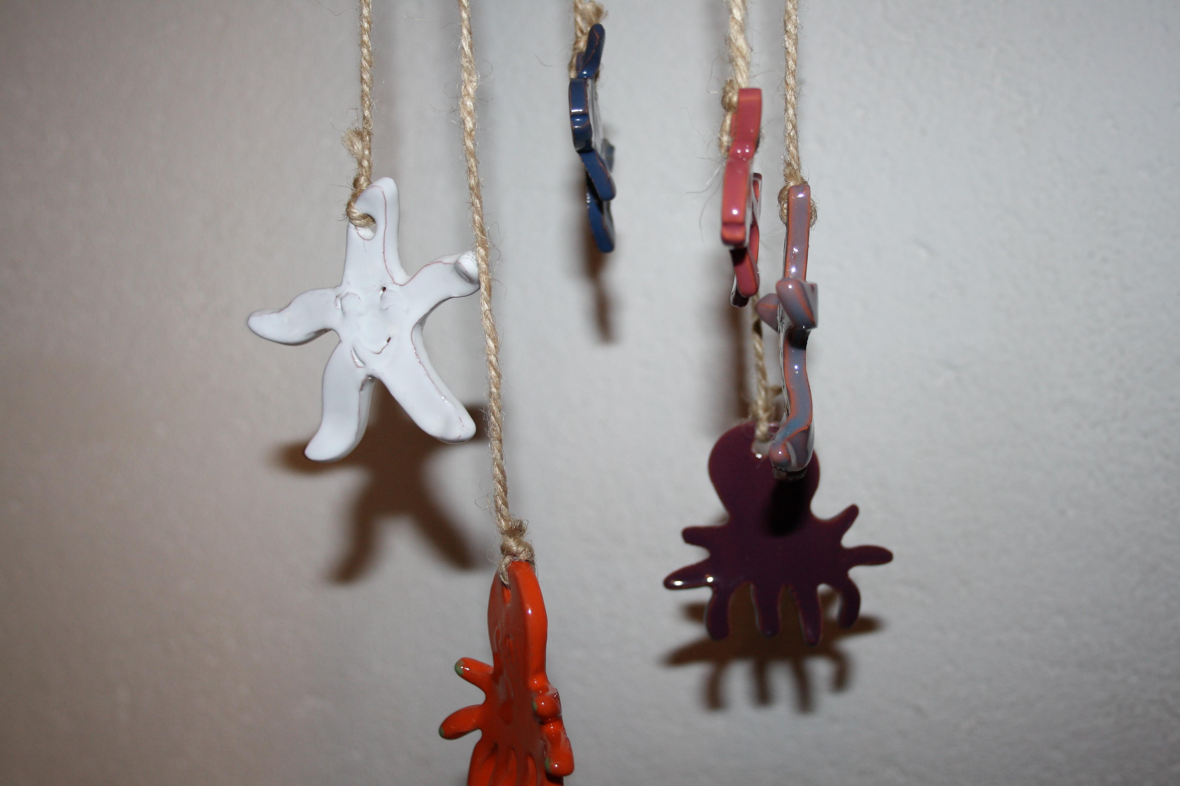 animaux céramique - La Lézarde
