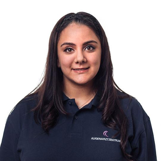 Rachel Lichtenstein, Augenoptikerin FBDO