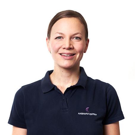 Lea Kochendörfer Augenärtzin Zürich FMH