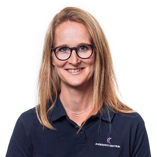 Manuela Tag, eidg. dipl. Optometristin