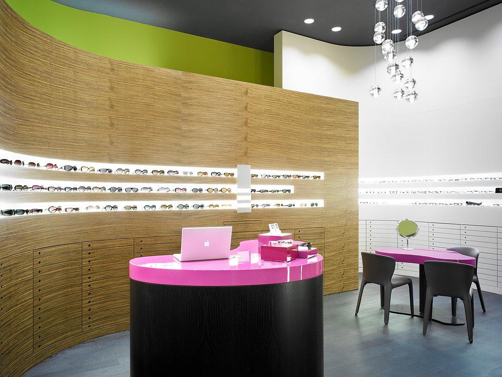 Müller Optik Zürich AG - Shop Zurich