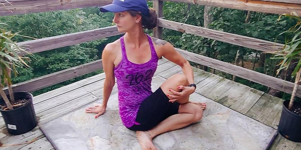 Online Yoga for Hips & Hamstrings