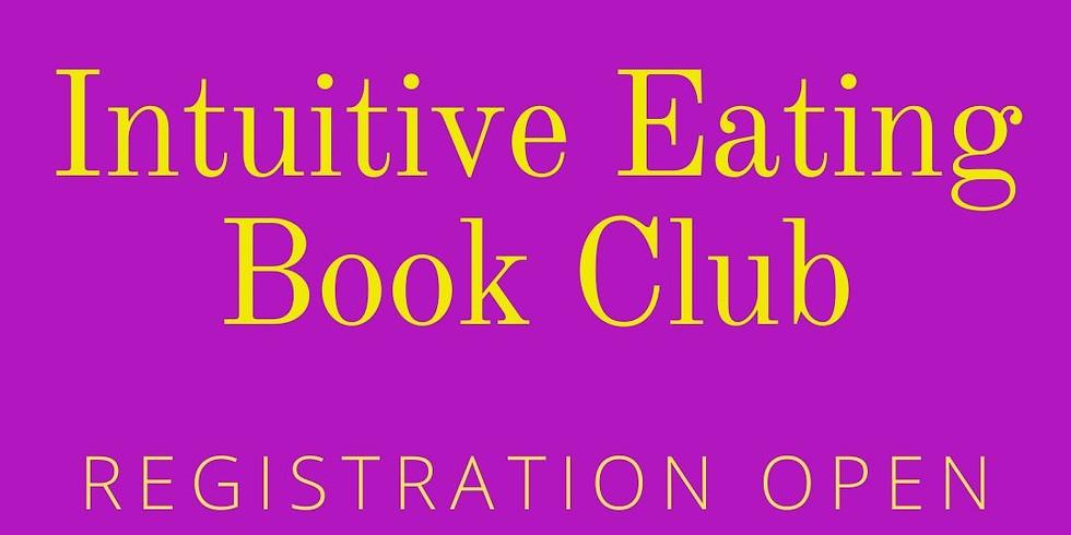 Virtual Intuitive Eating Book Club