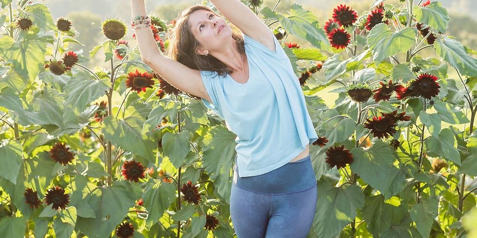 Wednesday Morning Online Yoga Flow