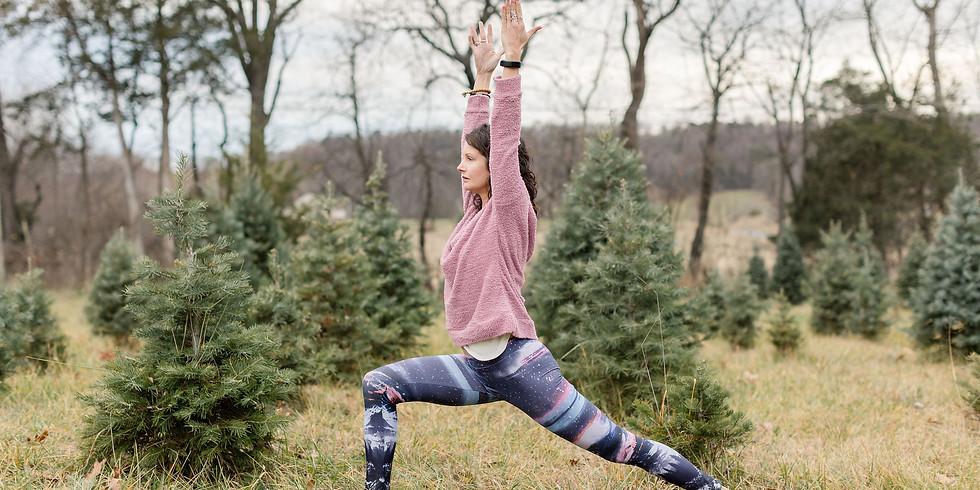Monday Morning Online Yoga Flow