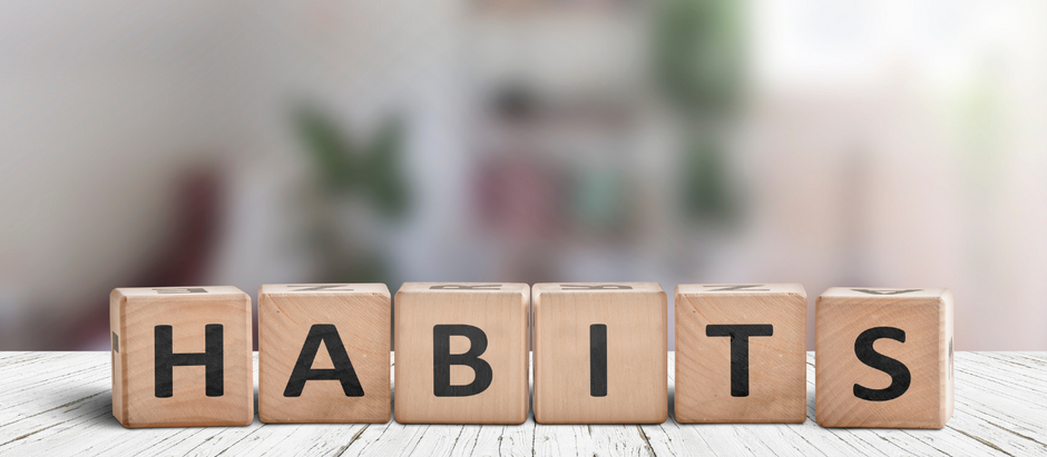 Choosing New Habits for Different Aspects of Your Life