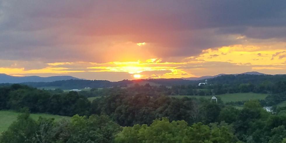 2020 Yoga, Sound Healing, Meditation, & Mountains Retreat
