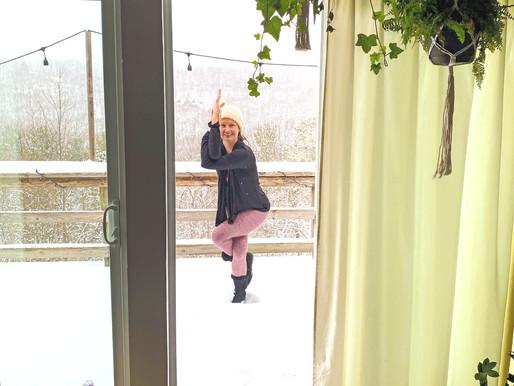 Embracing the Wisdom of Winter