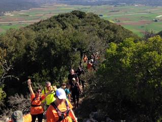 Réunion des bénévoles de L'Aurélien Trail