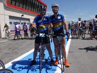 Evènement vélo du circuit Paul Ricard