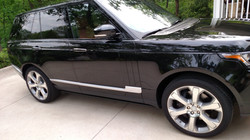 Executive Detail with Paint Coating