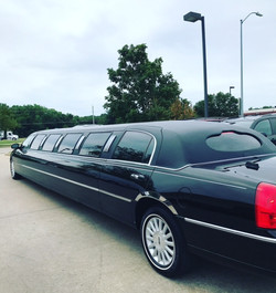 Limo Exterior Detail