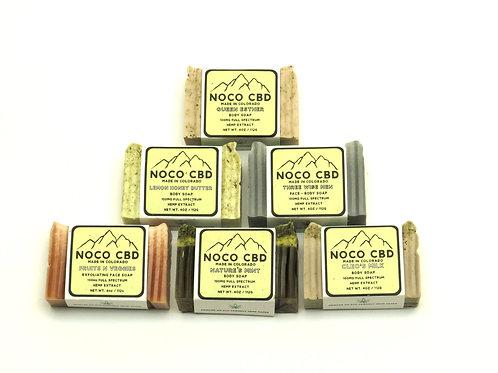 6 Craft Soap Sampler
