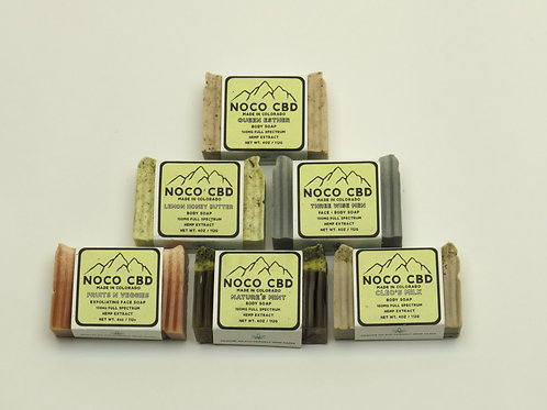 6 Craft Soaps for $36