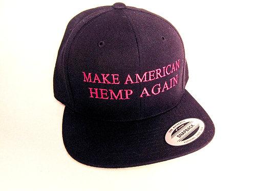Seattle Hempfest Snapback Hat
