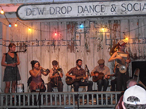 Dew Drop Jazz Hall