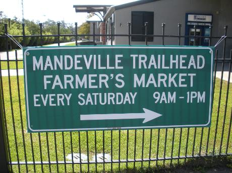 Mandeville Trailhead Market