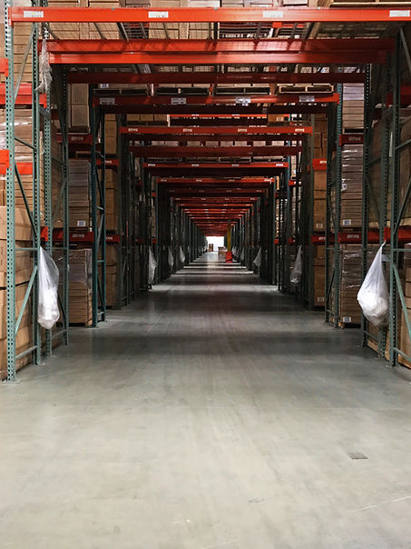 Warehouse, Racking, Storage
