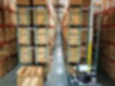 Warehousing, Racking, Storage