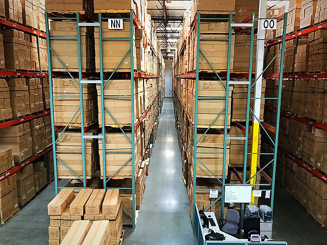 Warehousing, Racking, Storage