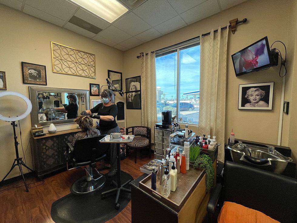 T.M. Hair Studio