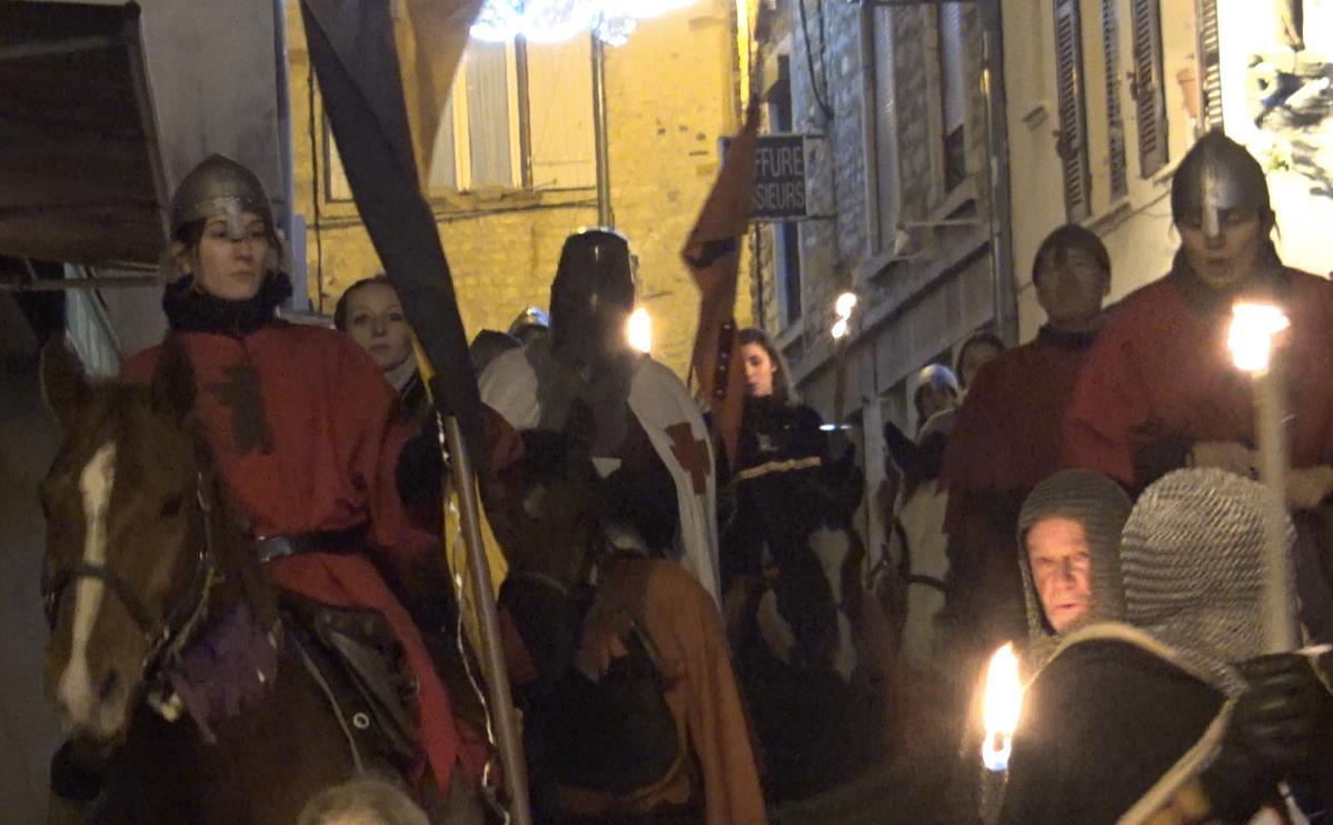 prestation médiévale