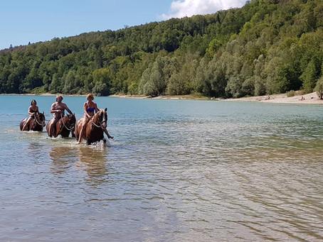 Jeudi et Vendredi 19 & 20 Août : Escapades Lacs du Jura