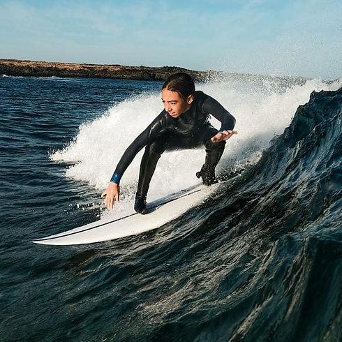 private surf lessons Fuerteventura
